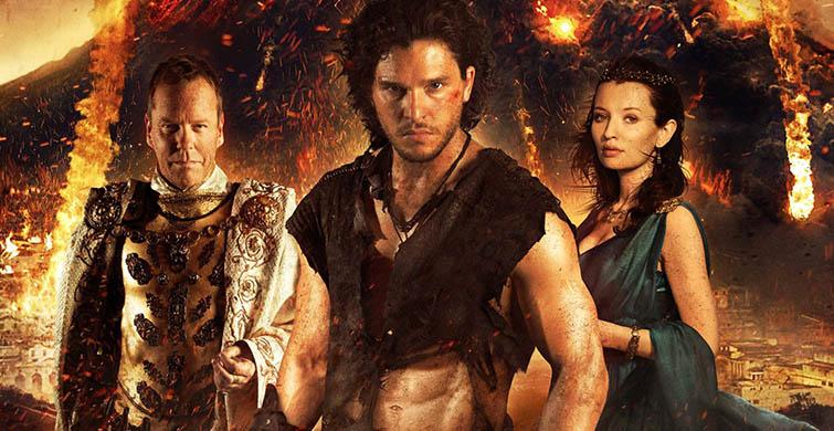 Pompeii Filmi Bu Akşam Kanal D'de - 1