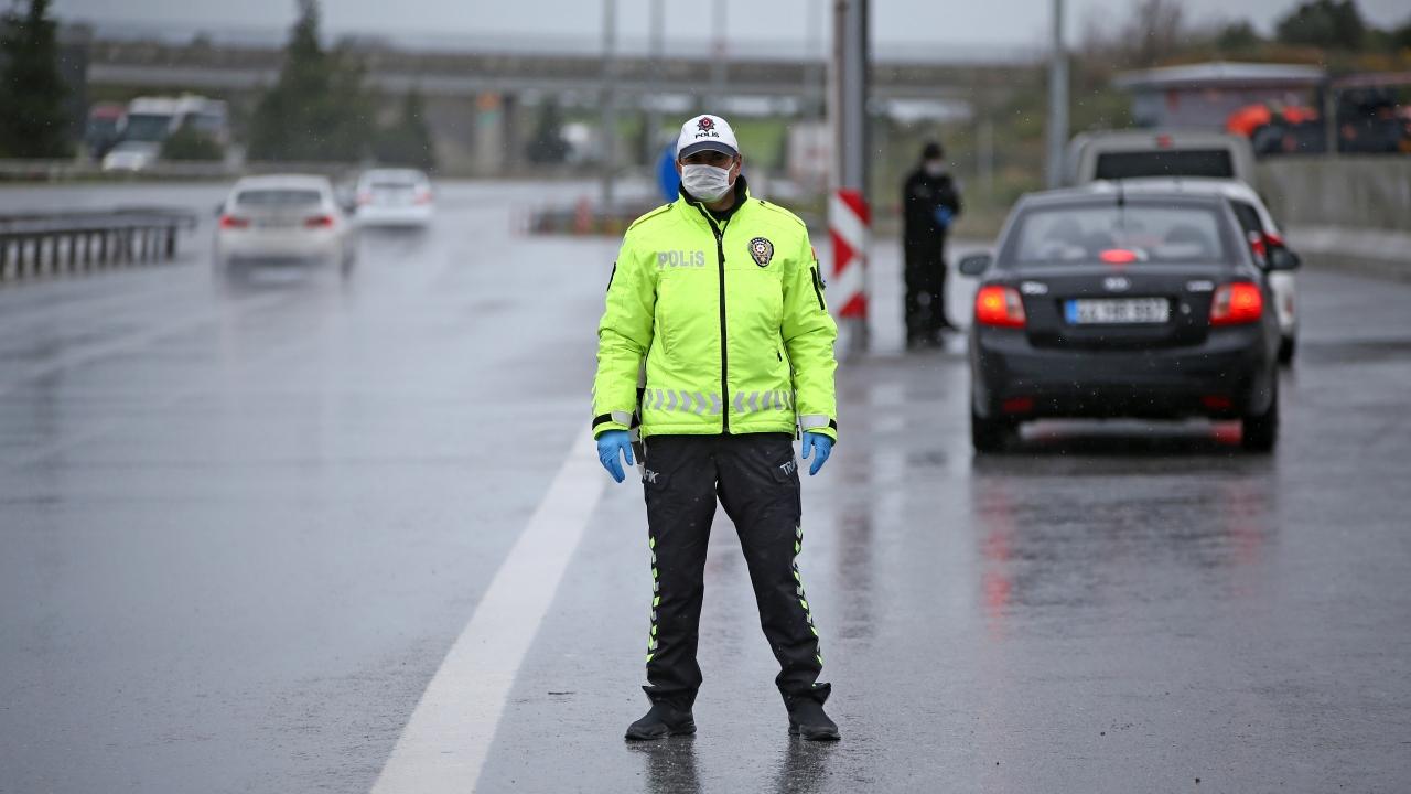 Adana Emniyetinden Maskeli Trafik Denetimi - 2