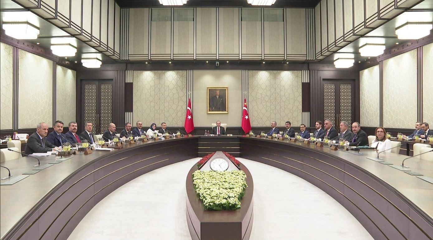 Kabine Toplantısında Alınan Kararlar Belli Oldu! 4