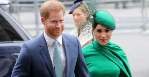 Prens Harry ve Meghan Markle Netflix ile Anlaştı - 1