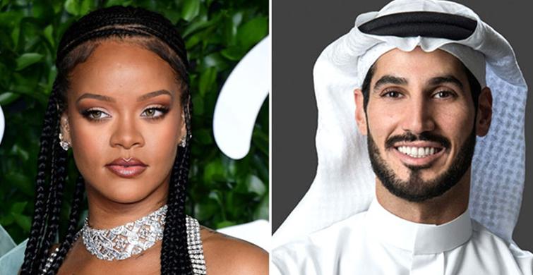 Rihanna ile Hassan Jameel Ayrıldı mı? - 1