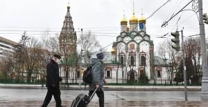 Rusya'da Vaka Sayısı 300 Bine Yaklaştı - 1