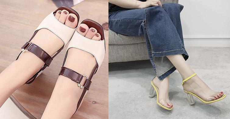 Bu Yaz Ayaklardan Çıkmayacak 5 Sandalet Modası - 1