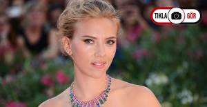 Scarlett Johansson ve Colin Jost Evlendi - 1