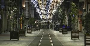 İstanbul'da Kısıtlama Sonrası Sessizlik - 1