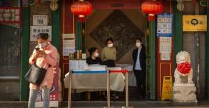 Çin'de Son Bir Günde 7 Yeni Vaka - 1
