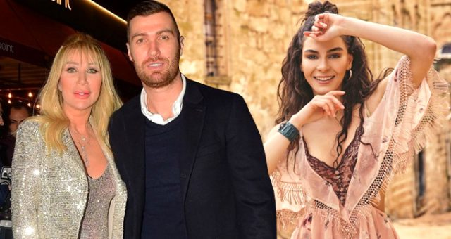 Seda Sayan, Ebru Şahin ve Oğulcan Engin'in Aşk İddialarını Yalanladı - 2