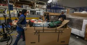 Covid-19'a Çare Bulunamayınca Tabuta Dönüşebilen Hastane Yatakları Üretildi - 1