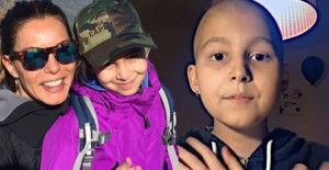 Sinem Güven, Kanser Tedavisi Gören Kızının Sağlık Durumu Hakkında Konuştu - 1