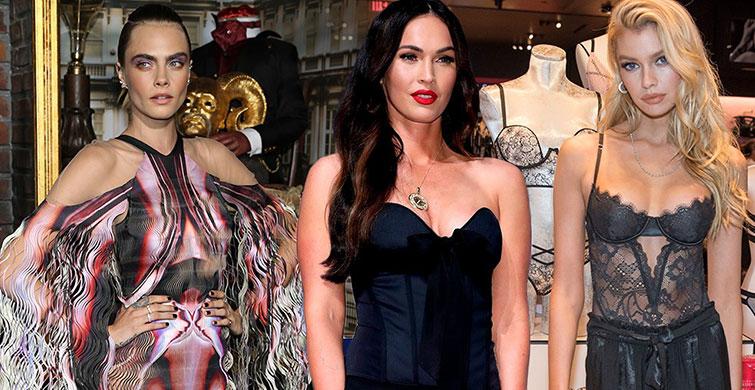 Megan Fox Tarzıyla Göz Doldurdu - 1
