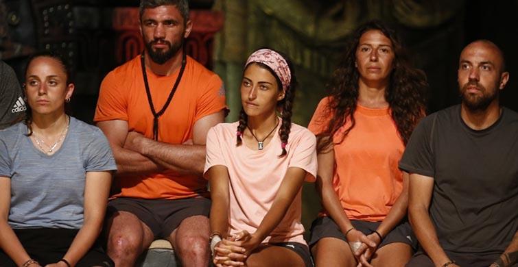 Survivor 2020'ye Veda Eden İsim Tuğba Melis Türk Oldu - 2