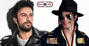Tarkan'dan Michael Jackson Paylaşımı - 1