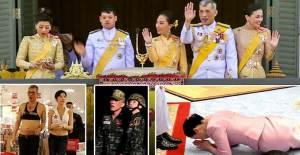 Tayland Kralı Cariyeleri, Tayland Kralı Haremi ve Zevk Oteli Görenleri Şaşırtıyor - 1