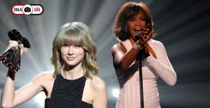 Taylor Swift, Whitney Houston'ın Rekorunu Egale Etti! - 1