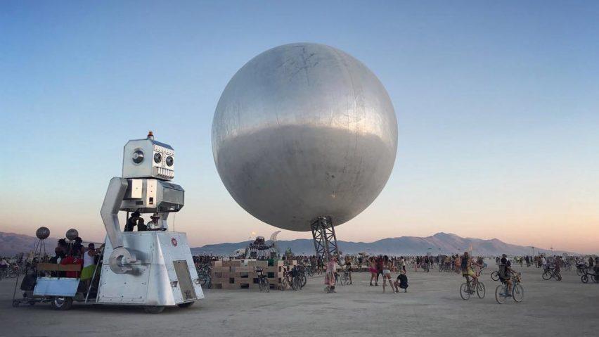Burning Man Festivali'ne Damga Vuran Ünlü İsimler - 1