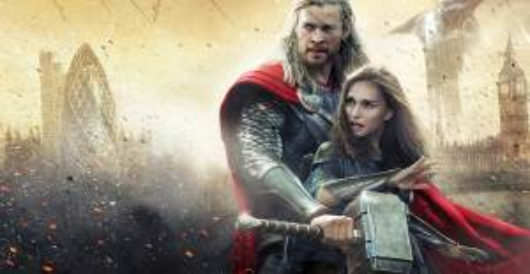 Thor: Karanlık Dünya - 1