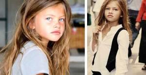 Dünyanın En Güzel Kızı Seçilen Thylane Blondeau Son Hali - 1