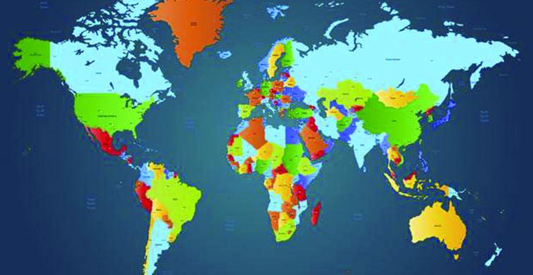 2050'de Dünyaya Hükmedecek 15 Ülke - 1