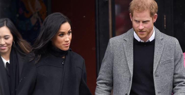 Prens Harry ve Meghan Markel İzinsiz Fotoğraflarını Çekenler İçin Harekete Geçti - 1