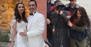 Emre Aşık'ın Boşanma Aşamasındaki Eşi Yağmur Sarnıç Gözaltına Alındı - 1
