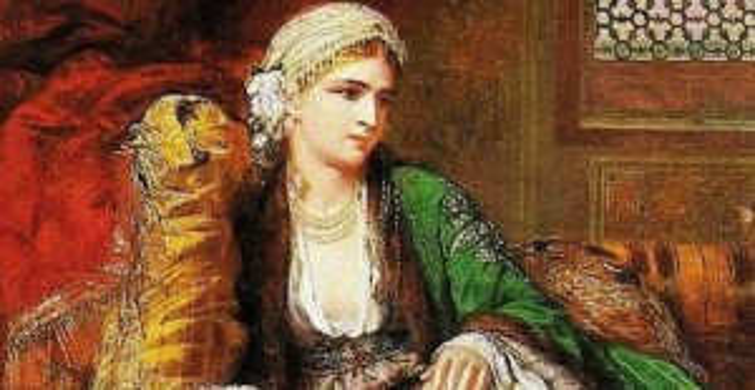 Osmanlı Kadınlarının Güzellik Sırları - 1
