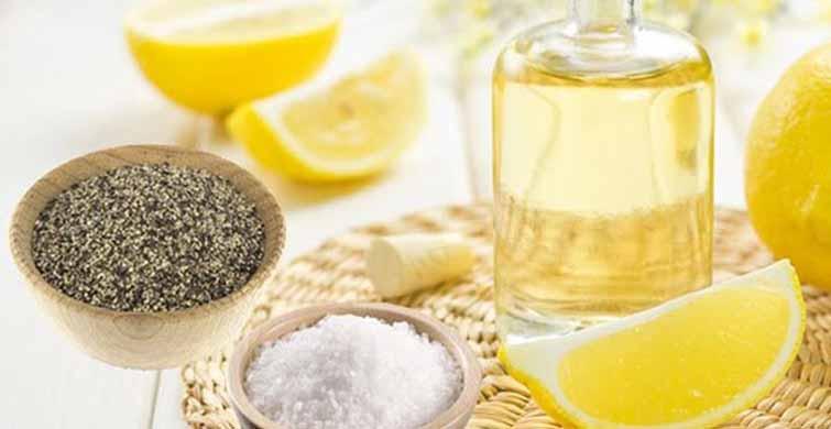 Karabiber, Limon ve Tuz Karışımı Neye İyi Gelir? - 1