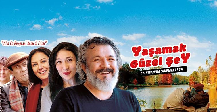 Yaşamak Güzel Şey Filmi Bu Akşam Kanal D'de - 1
