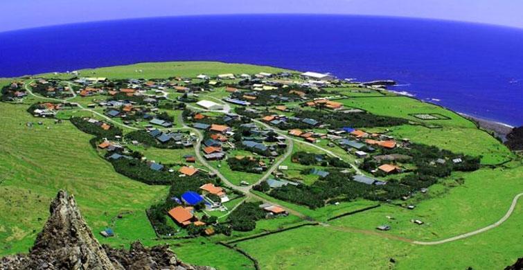 Dünya'nın En Uzak Yeri: Tristan de Cunha! - 1