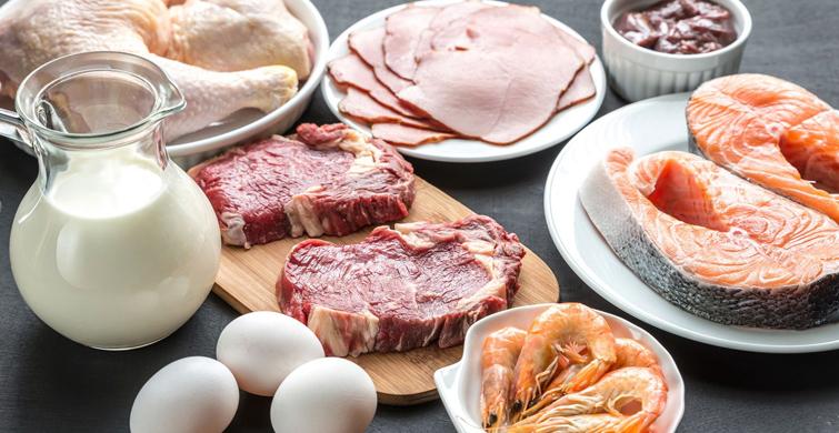 Yüksek Protein İçeren Gıdalar - 1