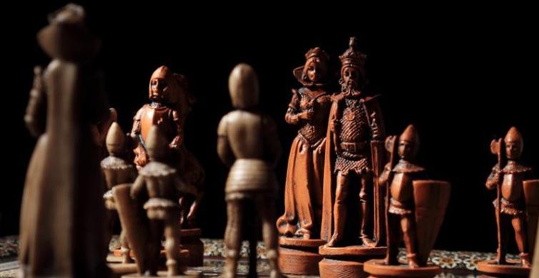 Türkiye'nin İlk Satranç Müzesi İlgi Görüyor! - 1