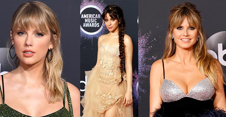 2019 Amerikan Müzik Ödüllerindeki En İyi Saç ve Makyajlar - 1