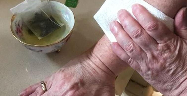 Kirli Bulaşıkları Temizlemek İçin Yeşil Çayı Kullanın - 1