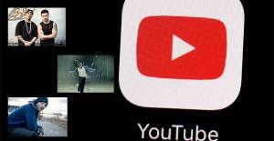 Rekor Kırmaya Devam Ediyorlar: Youtube'un En Çok İzlenen 10 Videosu - 1