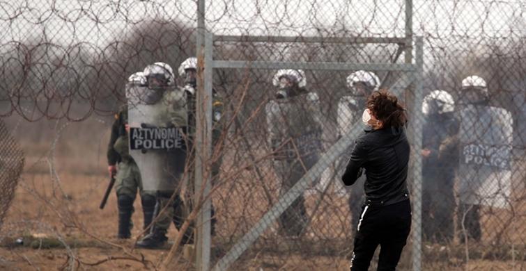 Avrupa'ya Ulaşmak İsteyen Göçmenlere Yunanistan Engeli - 1