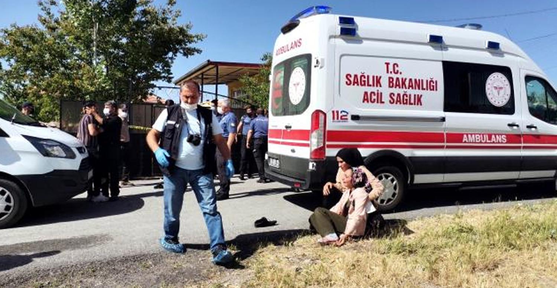 Kayseri'de Akraba Kavgası! Baba ile Oğul Hayatını Kaybettidg