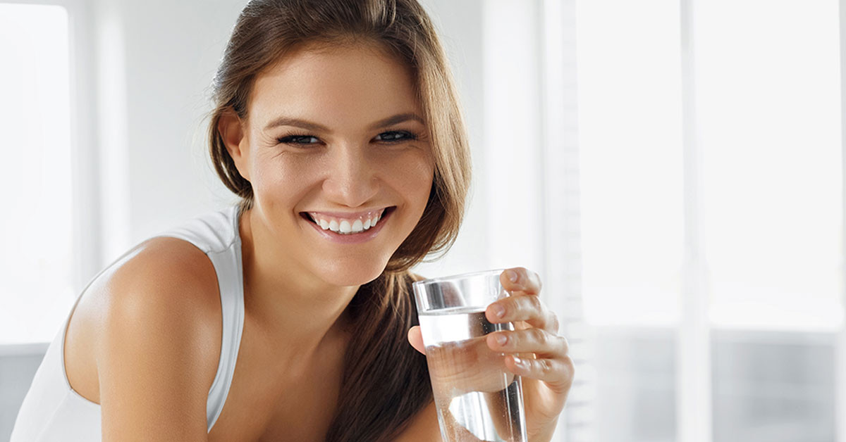 düzenli su nasıl içilir