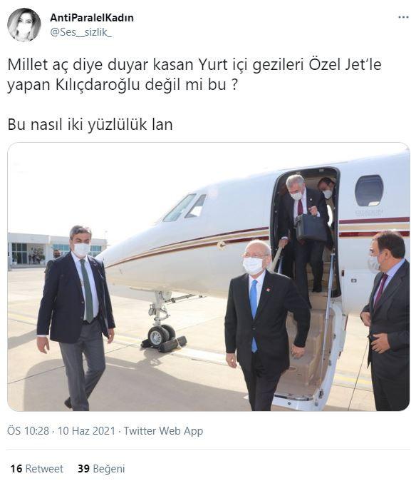 'Millet Aç' Naraları Atan Kemal Kılçdaroğlu'nun KKTC Ziyareti