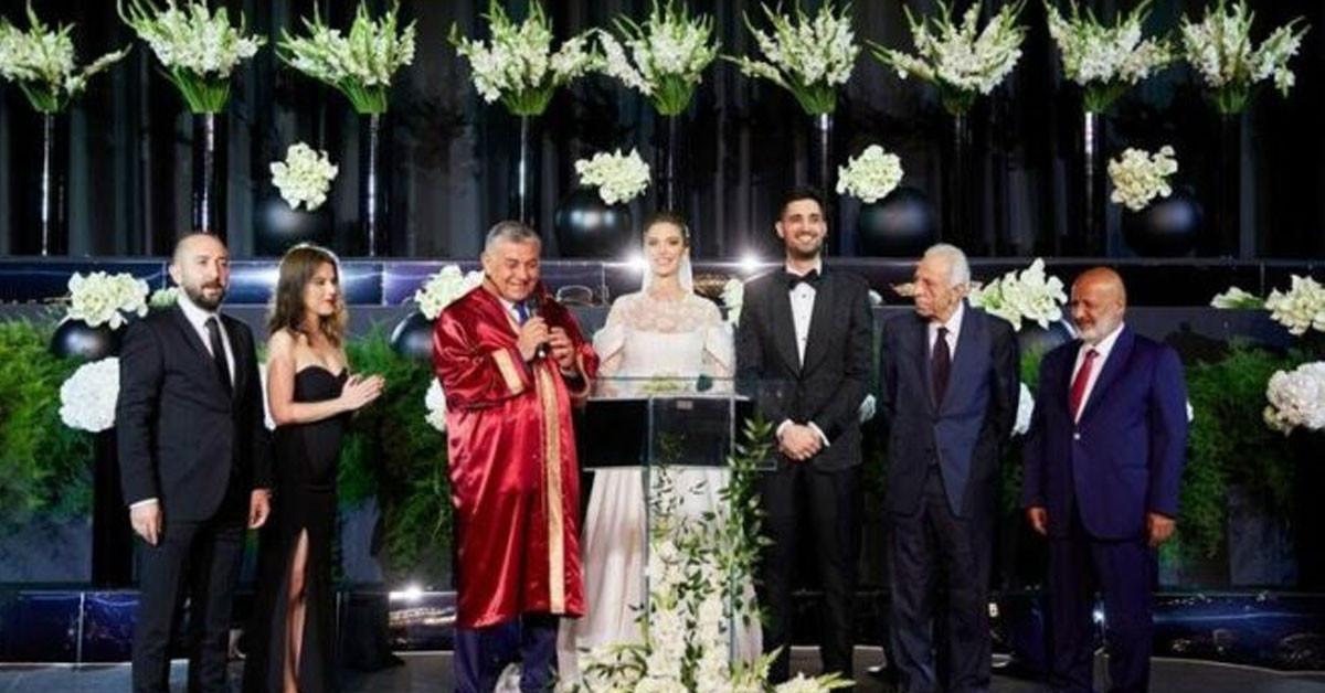 İdo Tatlıses Yasemin Şefkatli evlendi