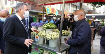Adana Valisi Elban: 'Sarıdayız, Hedefimiz Mavi'