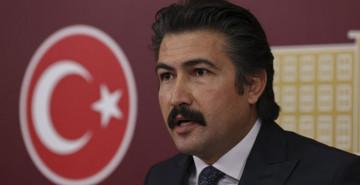 AK Parti Grup Başkanvekili Cahit Özkan: HDP'yi Tabela Partisi Haline Getireceğiz