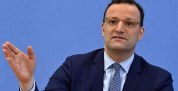 Almanya Sağlık Bakanı Spahn: Yaklaşık 5.7 Milyon Aşı Yapıldı