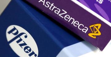 AstraZeneca Aşısındaki Yan Etki Pfizer'dan İki Kat Fazla