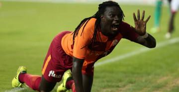 Bafetimbi Gomis: Galatasaray'da Aslan Oldum!