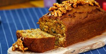 Balkabaklı Fındık Kremalı Kek Nasıl Yapılır?