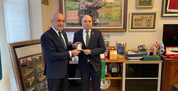 Başdanışman Yalçın Topçu: Türkiye-Azerbaycan İki Ayrı Bedenin Tek Bir Canı