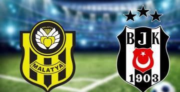 Beşiktaş Malatyaspor Maçının 11'leri Belli Oldu