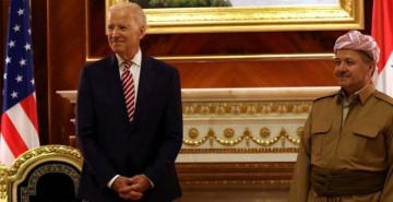 Biden ile Barzani Buluşuyor