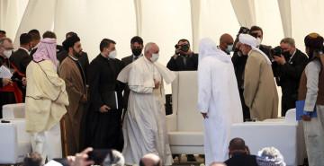 Biden'dan Papa'nın Irak Ziyaretine Yorum!