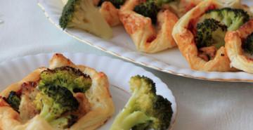 Brokolili Milföy Börek Tarifi
