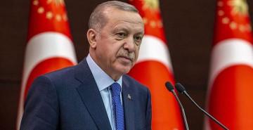 Cumhurbaşkanı Erdoğan: Türkiye Salgını En Az Hasarla Atlatan Nadir Ülkelerdendir